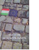 Gerő András: Eseteim az alkotmánnyal